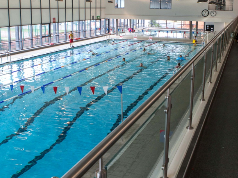 Stratford Park Leisure Centre Swimming Pool, Stroud - Ardex Group